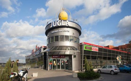 "Shopping center ""Jugla"""
